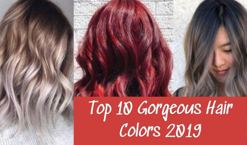 10 Gorgeous Hair Colors That Are That Are Dominating Right Now - MCSARA Hair