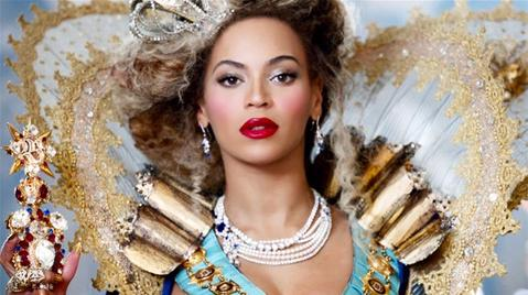 Beyonce Knowles The Beauty Behind The Aura On Stage large