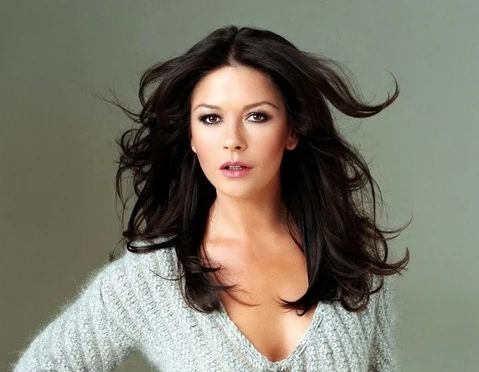 Catherine Zeta Jones large result - MCSARA Hair