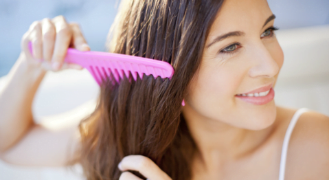 Comb your hair to avoid tangles large - MCSARA Hair