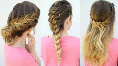 Create With The Braiding Hair Types large result - MCSARA Hair