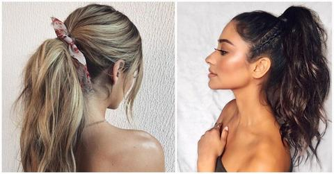 DETERMINE WHERE YOU WANT TO PLACE YOUR PONYTAIL large - MCSARA Hair
