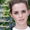 Emma Watson The Natural Beauty Shines Even Without Makeup - MCSARA Hair