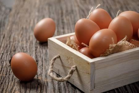 Hair care with chicken eggs large - MCSARA Hair