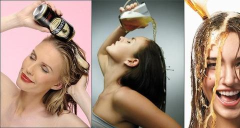 How to wash hair with beer to helps your hair grow fast large - MCSARA Hair
