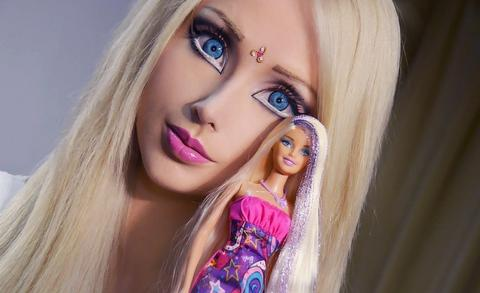 Meet the world s Human Barbie large