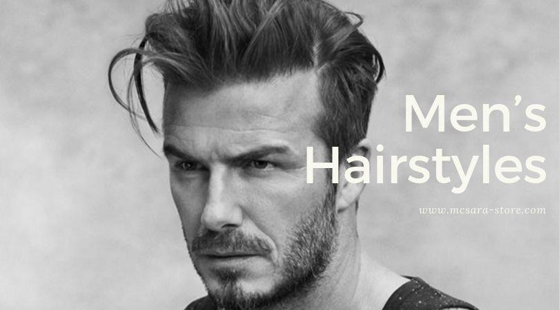 Men s hairstyles - MCSARA Hair