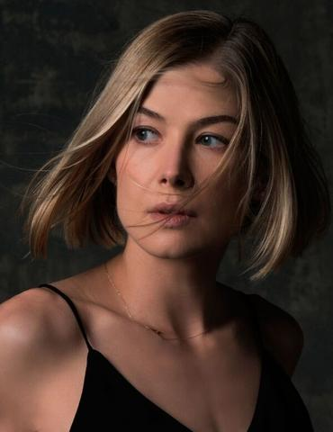 Rosamund Pike Short Haircuts large