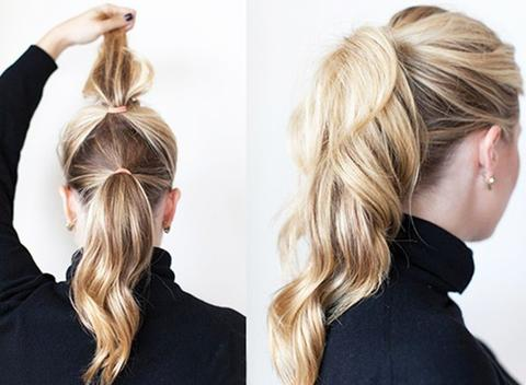 TRY A DOUBLE PONYTAIL large - MCSARA Hair