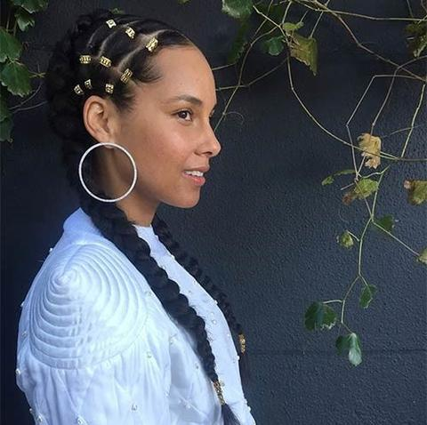 The One With The Chic Braids large