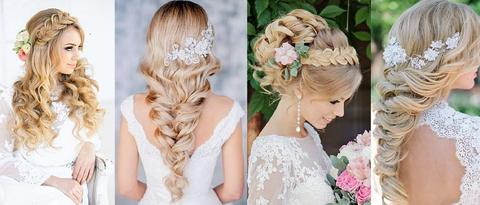The bride braided hairstyles large - MCSARA Hair