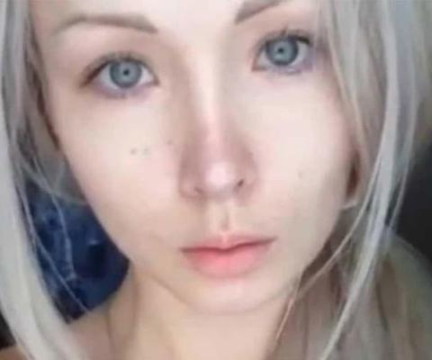 Times the Human Barbie revealing her no makeup look large