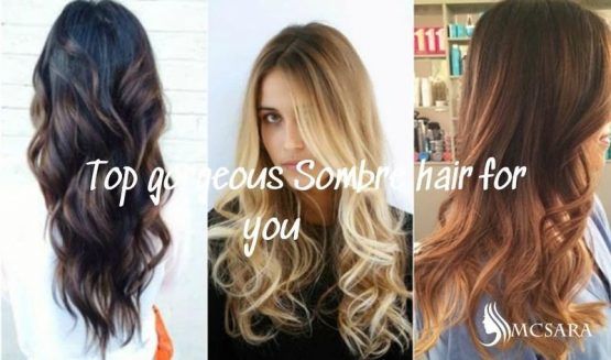 Top gorgeous Sombre hair for you