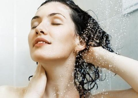 Wash your hair properly large
