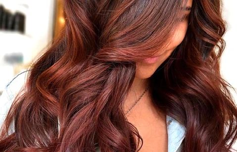mcsara 20 Stunning Ideas For Brown Hair With Caramel And Red Highlights large - MCSARA Hair