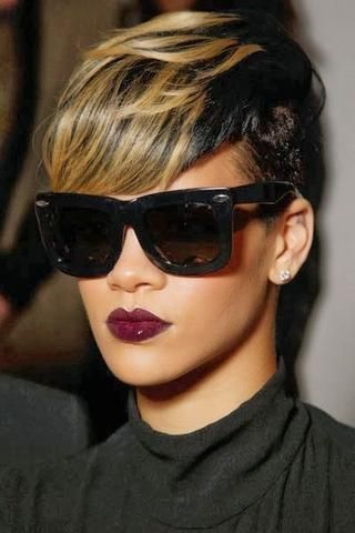 mcsara 50 Best Rihanna Short Hairstyles 1 large - MCSARA Hair