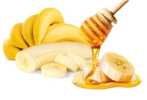 mcsara Hair treatment with honey and bananas large - MCSARA Hair
